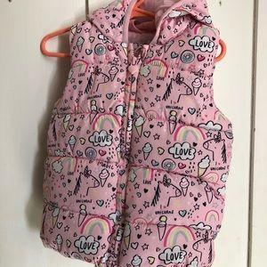 Primark Little Girl Vest